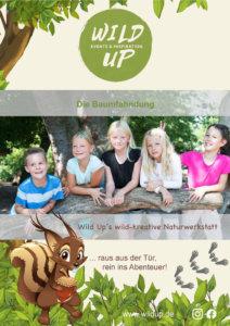 Baumdetektiv Outdoorspiel für Kinder
