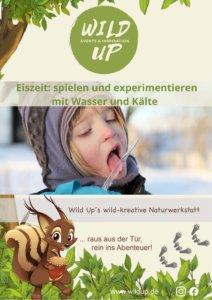 Experimente mit Wasser und Kälte für Kinder