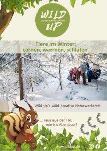 Tierspuren im Wald entdecken mit Kindern