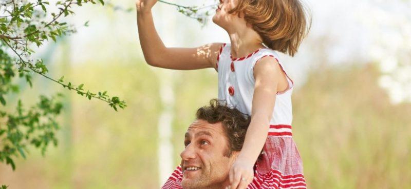 Die Natur im Frühling mit Kindern entdecken