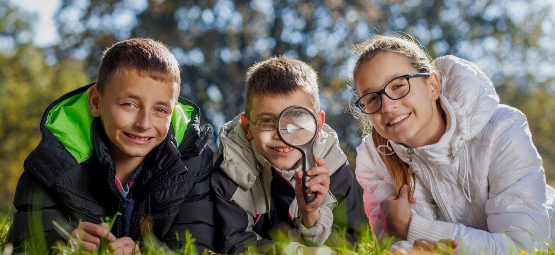 Natur entdecken und erkunden mit Kindern